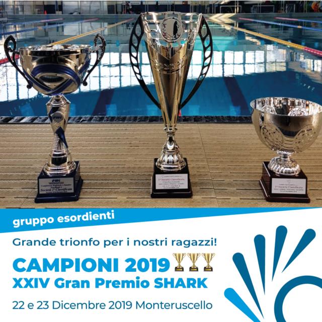 XXIV GRAN PREMIO SHARK 2019