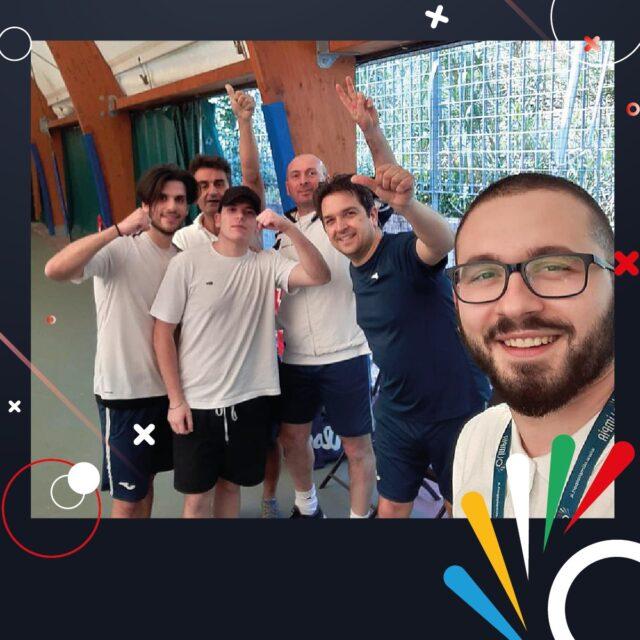 Olimpia Tennis D2 M: sognando la promozione.